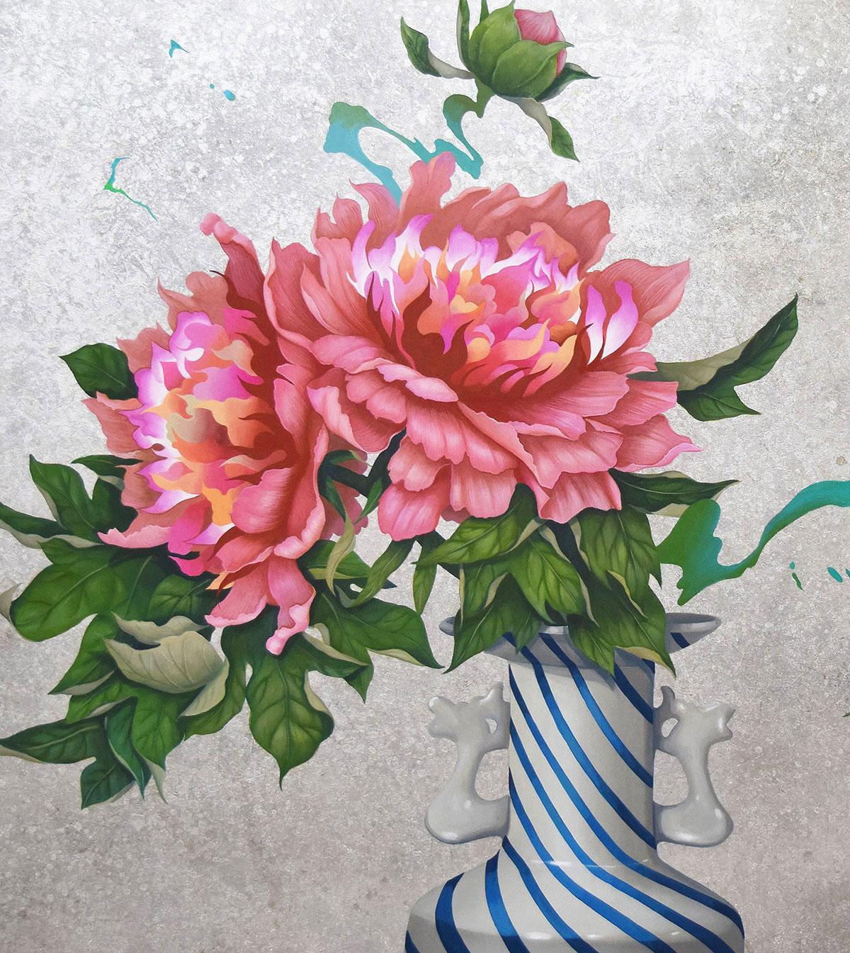 2つの燃える花 | 田中武